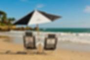 Pousada Bora Bora fica na praia de Bombinhas