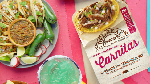 Building A Hispanic Food Brand Leader