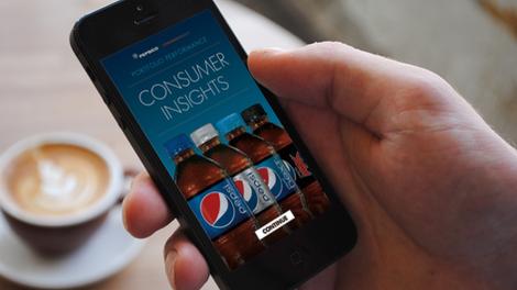 Socializing Insights Across PepsiCo