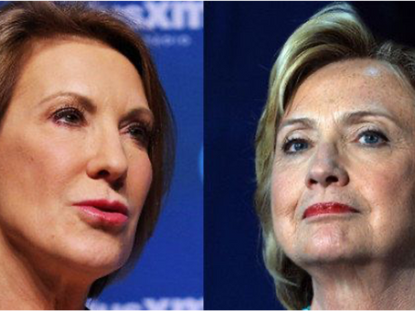 Carly, Hillary and the 'B*tch' Factor