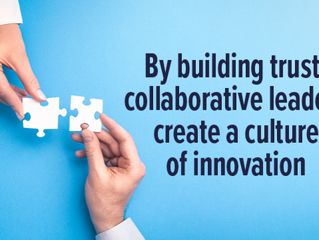 Collaborative Leadership: A Cure for Corporate Crisis and Change