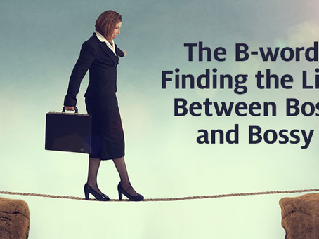 From the B-word to successful leader: How women can navigate the double bind