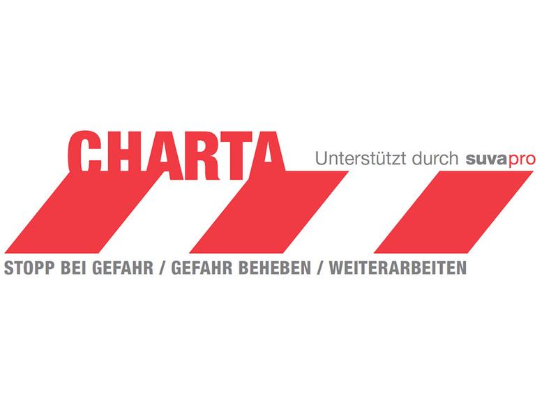 SUVA Charta Mitglied
