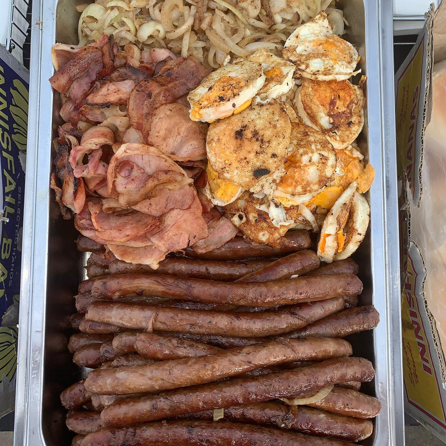 GABBQ Breakfast
