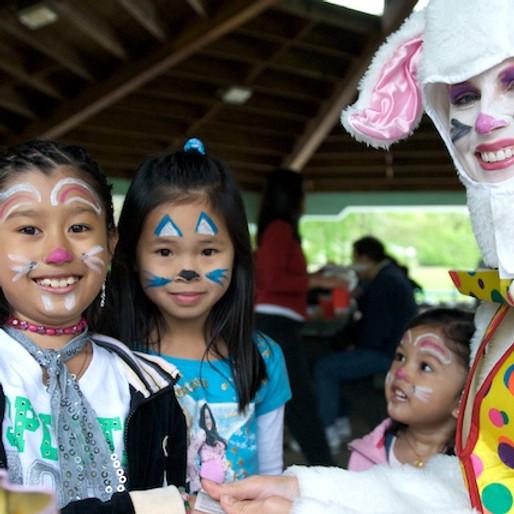 Spring/Easter Egg Hunt Potluck Picnic