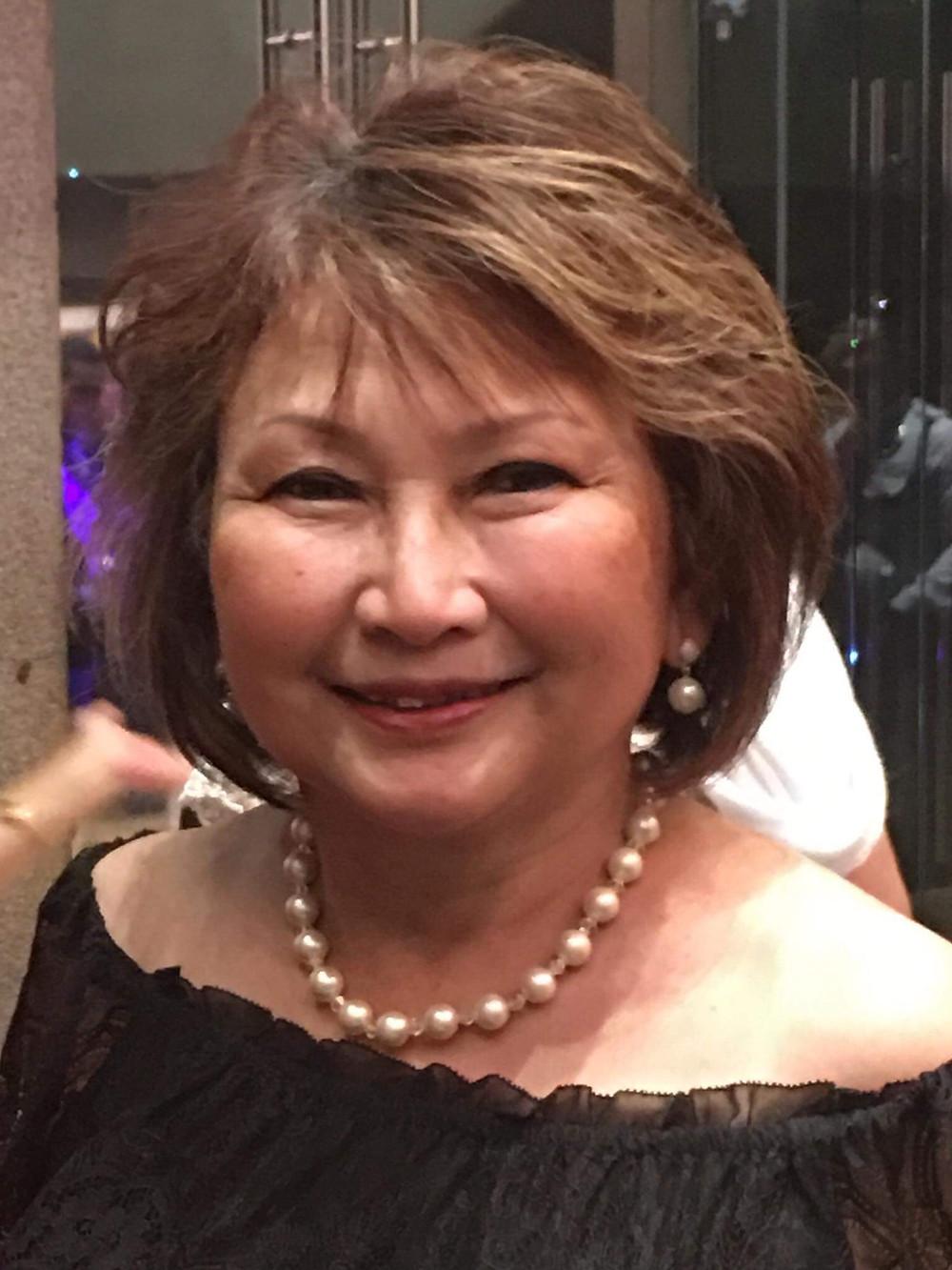 Marites Pellicer, 2019 Fil-Am President