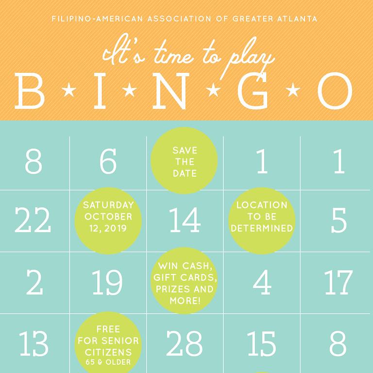 BINGO SPECIAL & HEALTH FAIR