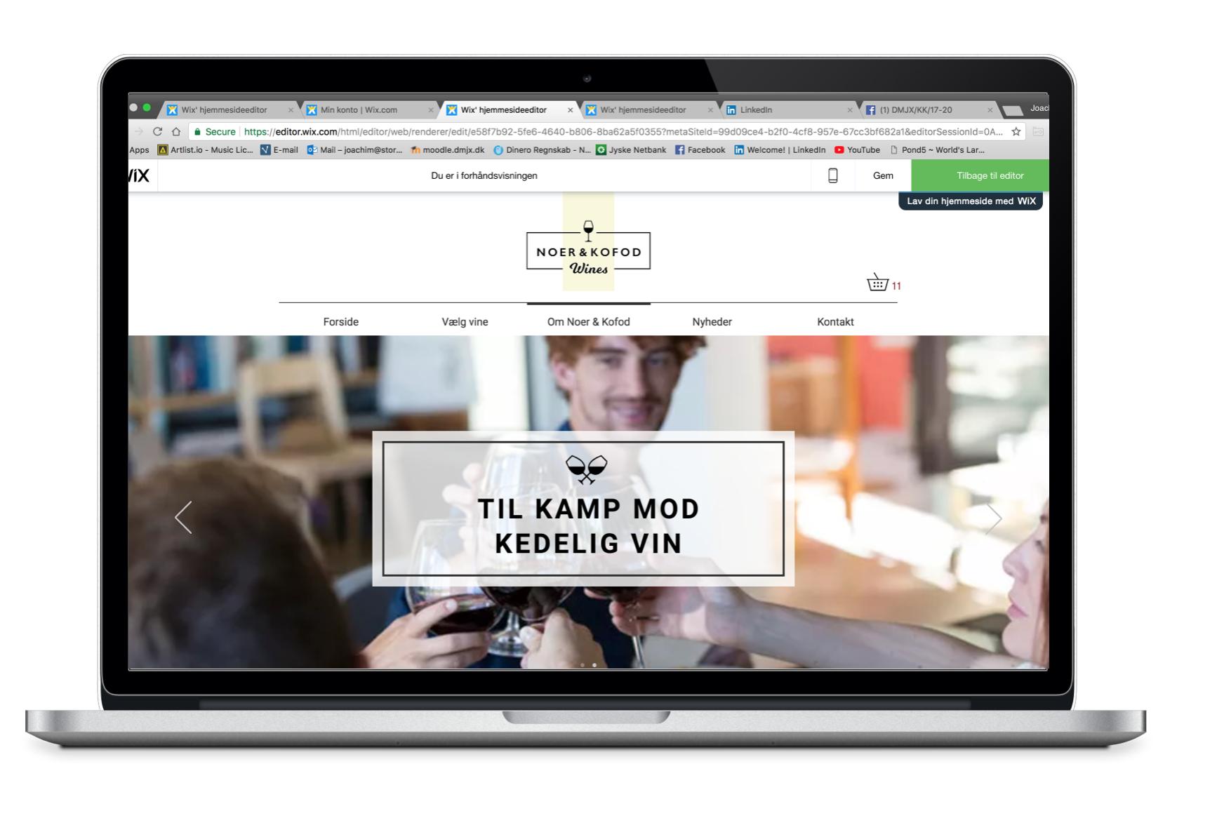 Noer & Kofod webshop