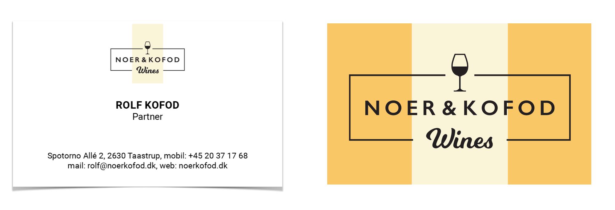 Noer & Kofod design