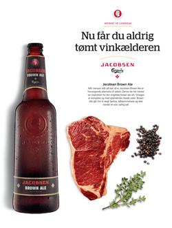Jacobsen annonce