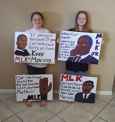 Bush Kids MLK Yardsigns.jpg