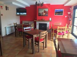 Cafetería Hotel rural El Gran Duque