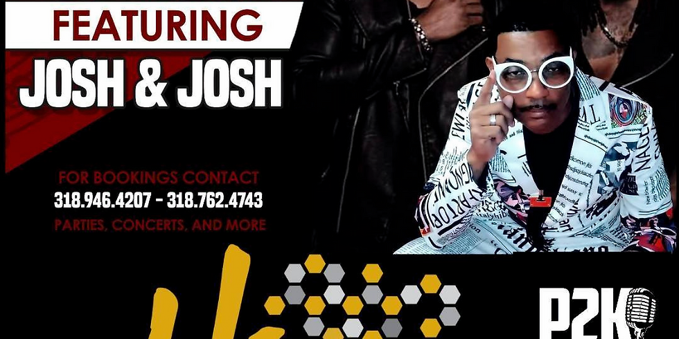 Slack Featuring Josh & Josh live