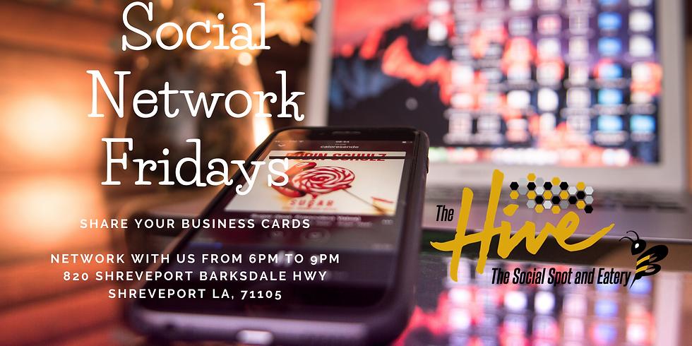 Social Network Fridays