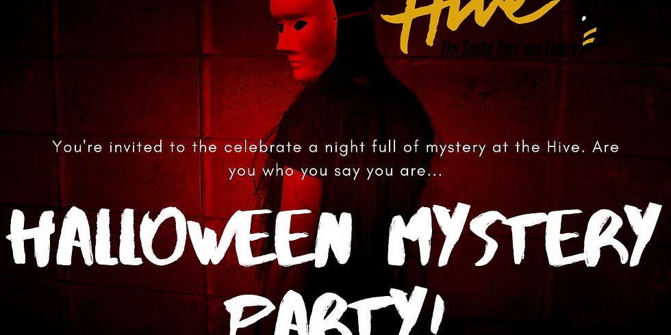 Halloween Party @ The Hive
