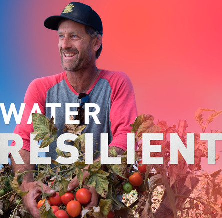 The Food Change: Water Resilient