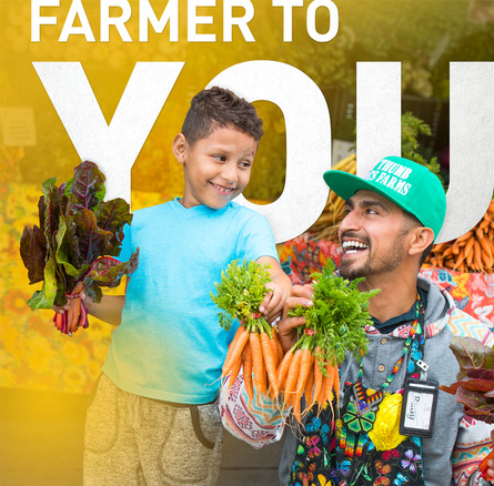 The Food Change: Farmer to You