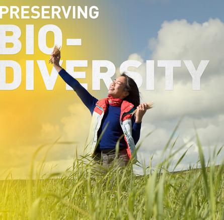 The Food Change: Preserving Biodiversity