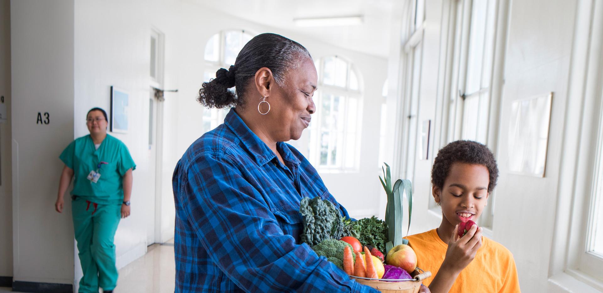 The Food Change: Food as Medicine