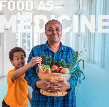 The Food Change: Food as Medicine