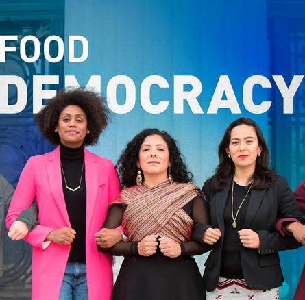 The Food Change: Food Democracy