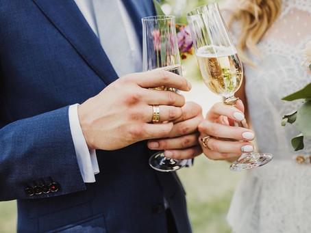Katrīnas un Mārtiņa gredzenu stāsts: mūsu pirksti ir apvīti ar mīlestību!
