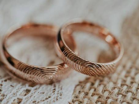 Marlēnas un Alvja gredzenu stāsts: gredzeni – viens no ģimenes simboliem