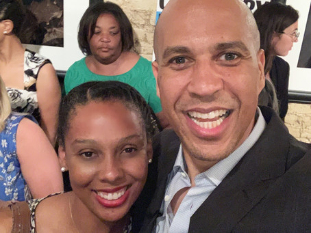 A Challenge From Cory Booker