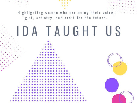 Ida Taught Us
