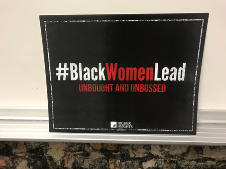 #BlackWomenLead: Chisholm Legacy Brunch