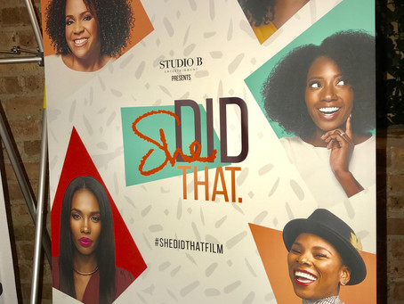 Have you seen #SHEDIDTHATFILM?