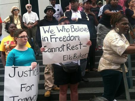 100 City Trayvon