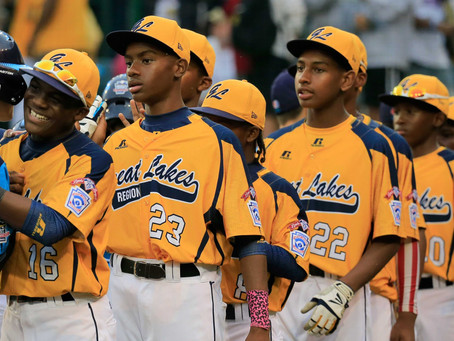 Be Inspired: Jackie Robinson West Little League