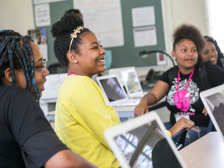 Black Girls CODE Chicago: Equity and Inclusion Enrichment Activity