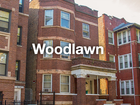 Neighborhood Spotlight: Woodlawn