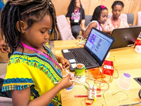 Black Girls Code Chicago: Sphero Workshop