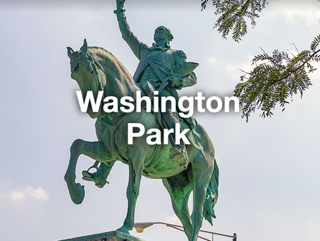 Neighhborhood Spotlight: Washington Park