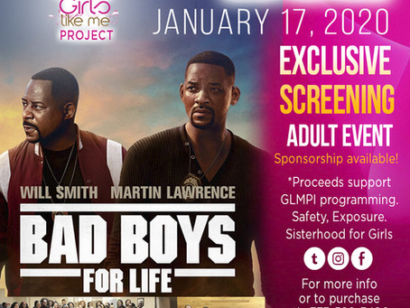 Bad Boys 3 with GLMPI