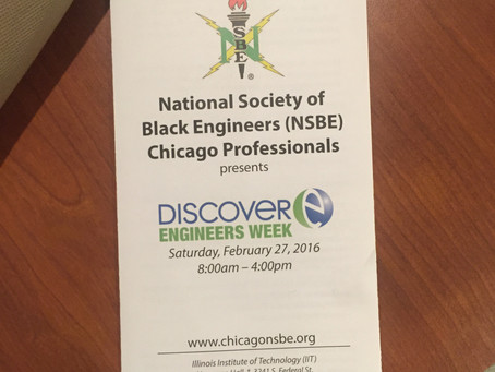Chicago Discover Engineers Week