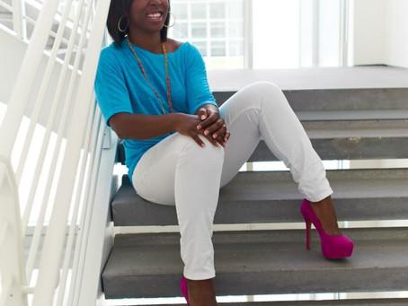 Women Leading by Example: Adena Andrews