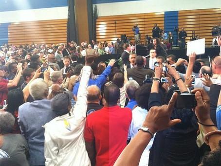 Obama 2012: Cleveland