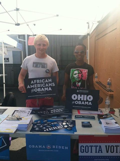 OFA   Obama 2012   Cleveland