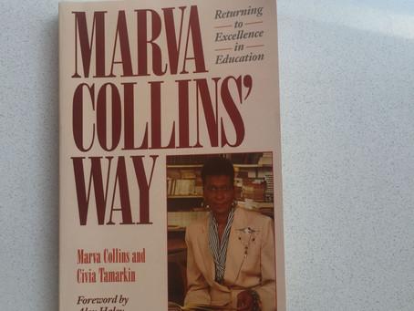 #QOTD: Marva Collins