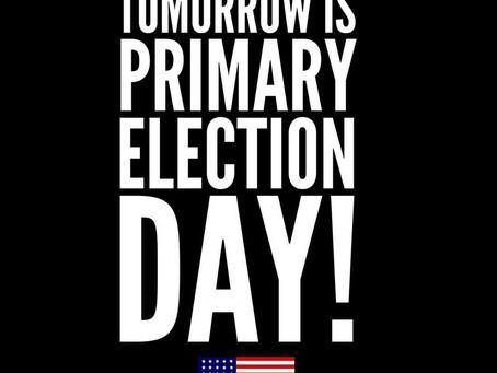 Election 2016: Get (Ballot) Ready