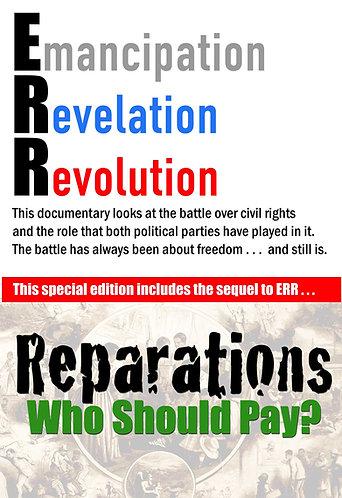 Emancipation, Revelation, Revolution