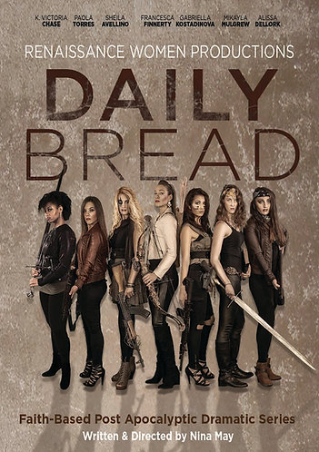 Daily Bread (Episodes 1-6) - Limited Edition DVD Set