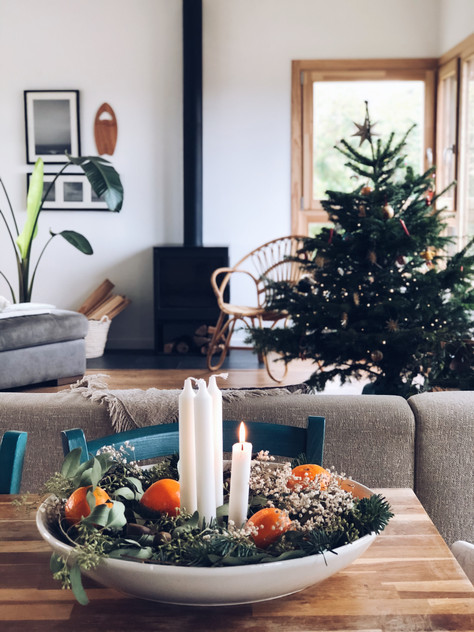 Los secretos de una Navidad.