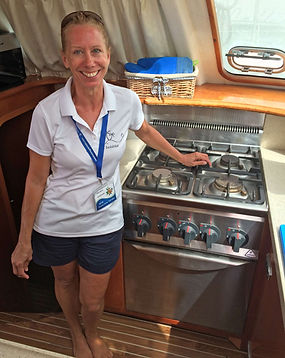 astrid in the galley.jpg