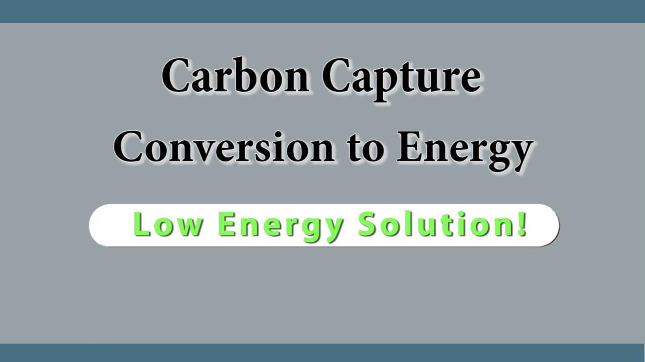 Icon Carbon Capture