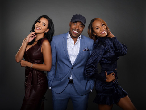 """Will Packer's Pop Culture Magazine Show """"Central Ave"""" airs this Weekend and we Can't Wait!"""